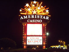 Terry Mike Jeffrey Band at Ameristar in Vicksburg, MS